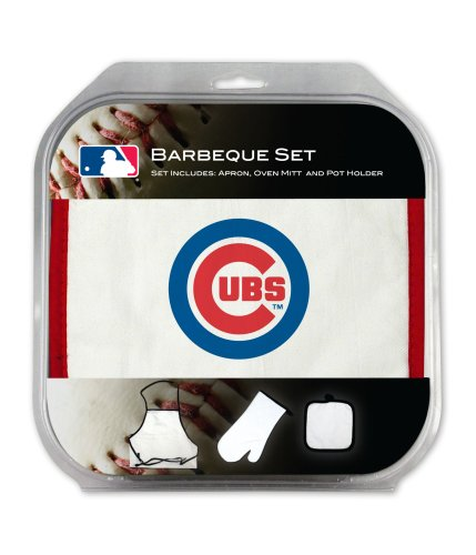 MLB Chicago Cubs Tailgate Set