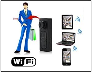 Spy Cam Spy Cam Live Wifi Video Button Camera