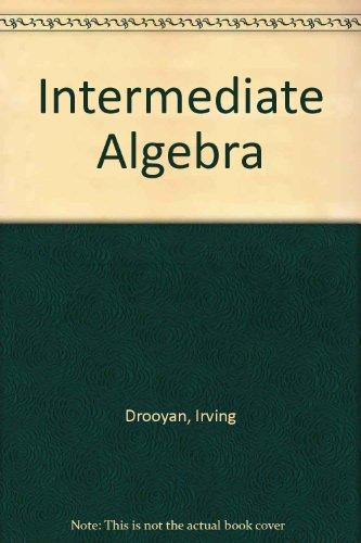 Intermediate Algebra (Mathematics)