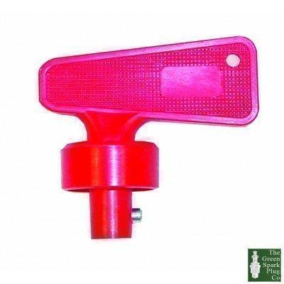 1x MSA003 Schlüssel Notschalter Rot (BMS003) (MSA003)