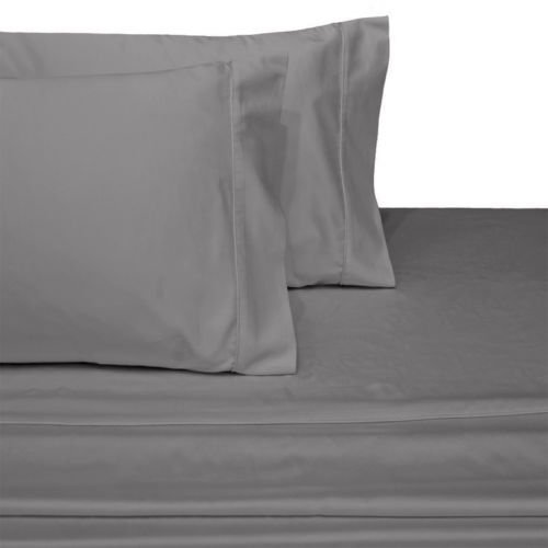 Easy Care & Wrinkle Free 650 Thread Count Egyptian Cotton Blend Sheets, 18