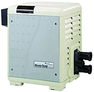 Pentair 460731 mastertemp 200k btu propane for Eco friendly heaters