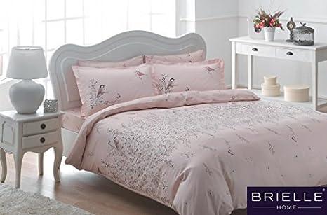 briellebriellebambooedengreydownalternativecomforter made inusa full queen bambootwill a109. Black Bedroom Furniture Sets. Home Design Ideas