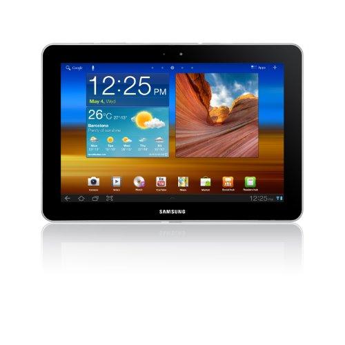 Samsung Galaxy Tab 10.1 (WiFi, 16GB, Black) - UK Version