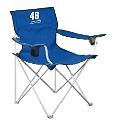 Nascar Jimmie Johnson Deluxe Chair by Logo