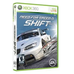 NEW NFS Shift X360 (Videogame Software)
