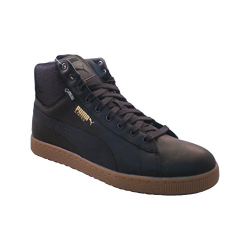 Puma-States-Mid-GTX-Hi-Basketball-Skateboarding-Casual-or-Fashion-Shoes-Sneakers-BK-Men-size-10