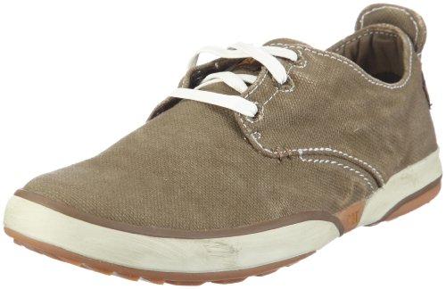 Cat Footwear STATUS CANVAS P713929, Herren Sneaker, Grau (GUNSMOKE), EU 44