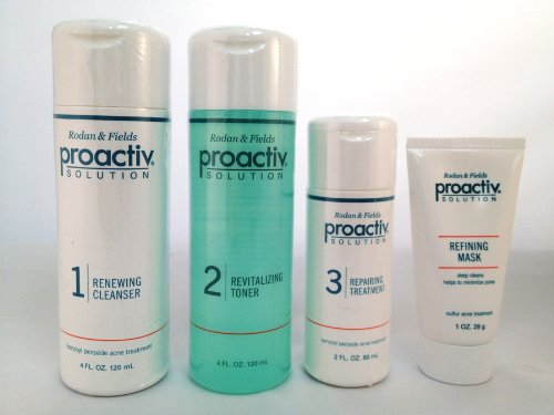 Proactiv Solution 4-pc Micro-Crystal Acne Kit (2 Month Supply)