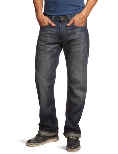 Lee Men's Kent Jeans - Dark Used