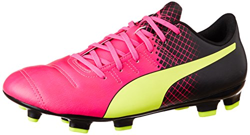 Puma EvoPower 4.3 Tricks FG Scarpa Calcio, Rosa, 11