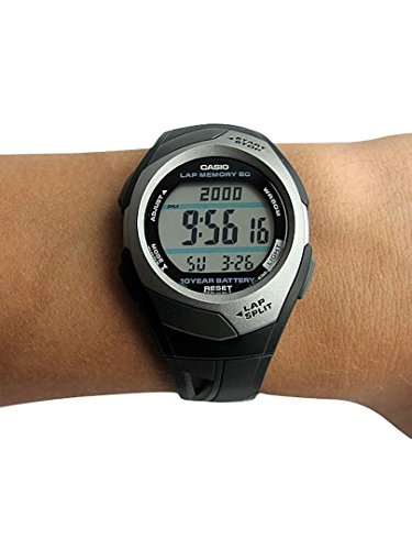 casio s phys sports running black from casio