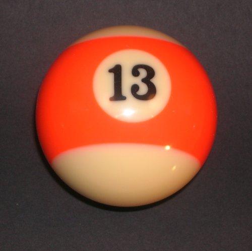 #13 Billiard Ball Gear Shift Knob (13 Ball Shift Knob compare prices)