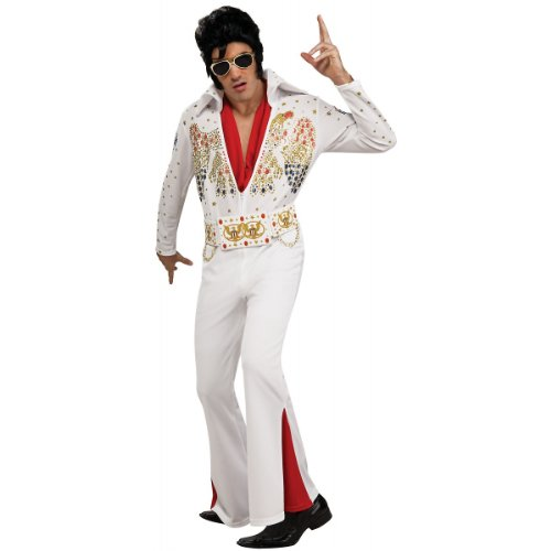 Elvis Deluxe Costume Mens Small (1 per package)