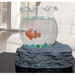 Fake Fish Bowl