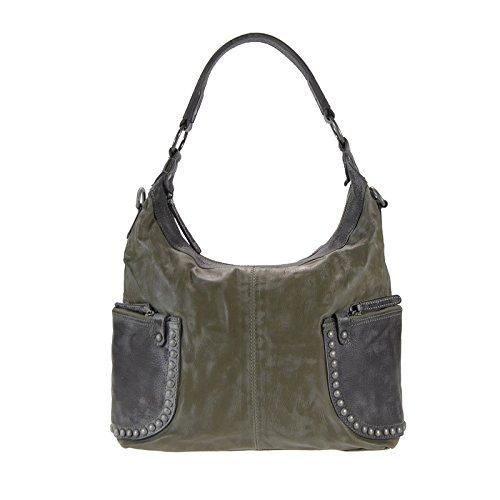fredsbruder-milky-way-leder-handtasche-damen-vintage-leaf-grun