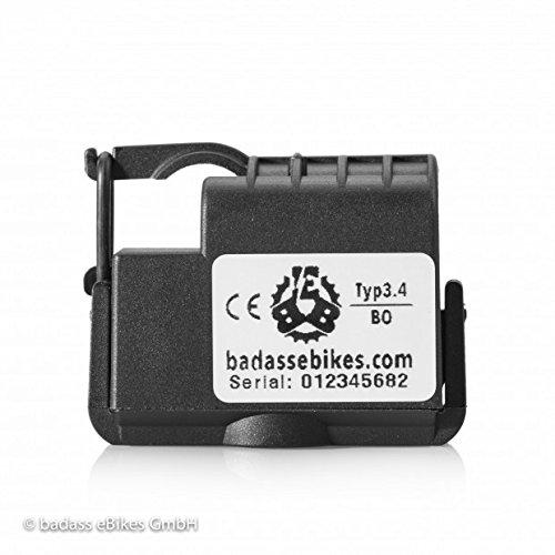 Badass-Typ34-Bosch-Tuningset-Schwarz-Unisize