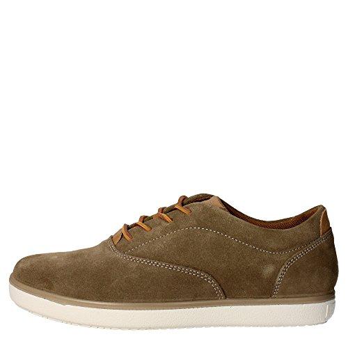 Imac 51090 Sneakers Uomo Camoscio Taupe Taupe 44