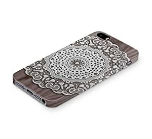 Cover Affair Mandala Printed Back Cover Case for Apple iPhone 5C