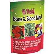 VPG Fertilome 32126 Hi-Yield Bone & Blood Meal-3LB BONE AND BLOOD MEAL