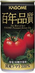 【数量限定1300ケース】 百年品質トマトジュース190g×30本