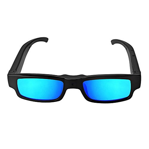 1c6992a518 Oumeiou New HD 1080P Spy Glasses Video Recording Spy Hidden Eyewear Camera  Sport Camera DV DVR Sports Outdoor Mini Camcorder
