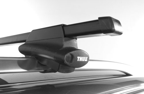Thule 45058 CrossRoad Complete Roof Rack System with Load Bars (58-Inch Bars)