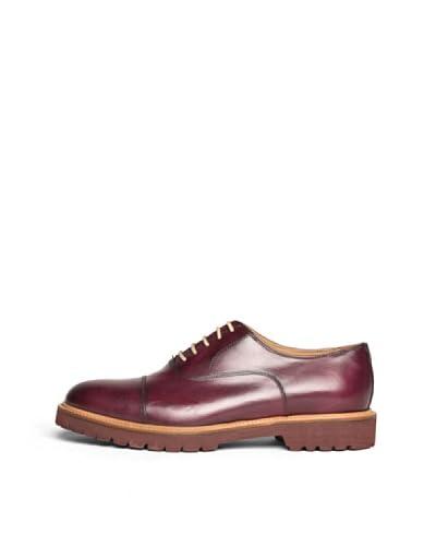 British Passport Zapatos BP6025 Burdeos