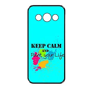 Vibhar printed case back cover for Samsung Galaxy S3 PaintLife