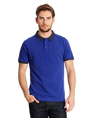 William Hunt Polo Azul Royal