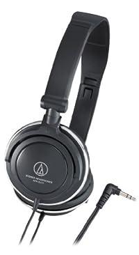 audio-technica ポータブルヘッドホン ATH-SJ11 BK