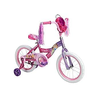 Huffy Bicycle Company Number 21975 Disney Princess Bike, Purple to Pink Fade, 16-Inch
