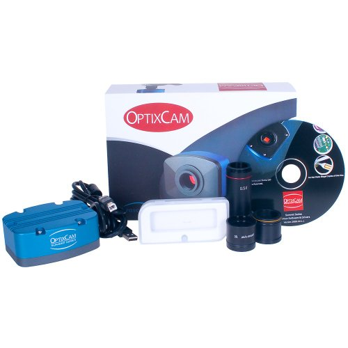 Optixcam Summit Ocs-10.0X 10Mp Pc/Mac Compatible Digital Microscope Camera