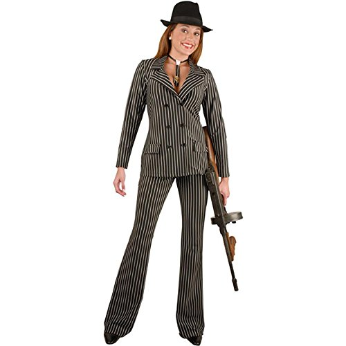 Gangster Moll Zoot Suit - Adult Costume