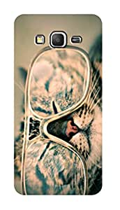 SWAG my CASE PRINTED BACK COVER FOR SAMSUNG GALAXY GRAND PRIME Multicolor