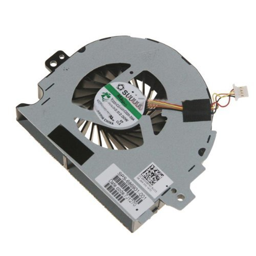 Generic Laptop CPU Cooling Fan Compatible with Hp Envy M6------dc28000bfs0 (Replacement Laptop Cooling Fan compare prices)