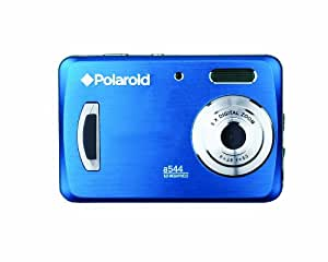 Polaroid CAA-544HC 5.0 Megapixel Digital Camera with 2.4-inch LCD Display (Blue)
