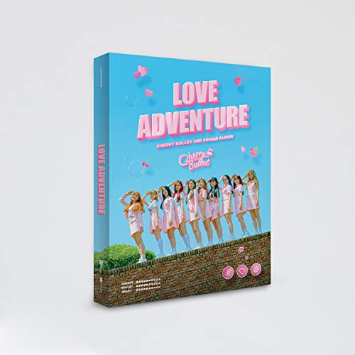 CD : CHERRY BULLET - Love Adventure