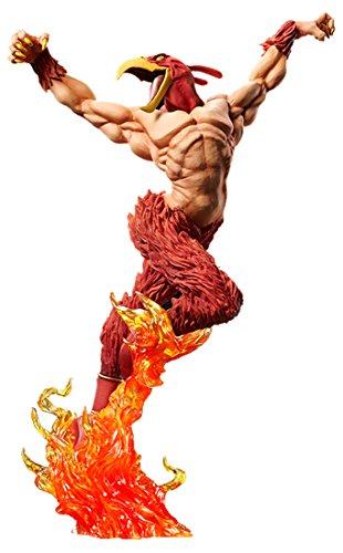 Statue Legend JoJo's Bizarre Adventure ' Part III 51. Magicians Red < prototype - colored supervision / Hirohiko Araki >'