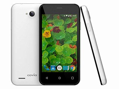 Covia LTE対応 SIMフリー スマートフォン FLEAZ POP ( Android5.1 / 4inch WVGA / FDD LTE / microSIM / 1GB / 8GB ) CP-L42A