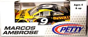 Buy 2013 Action Marcos Ambrose #9 2nd Half Stanley Dewalt 1:64 Action Diecast Nascar by Action