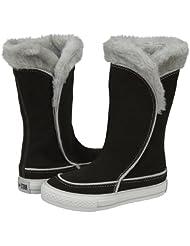 girl converse boots