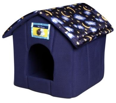 ANCOL COSY PET HOUSE BED DOG CAT RABBITS 4 DESIGNS