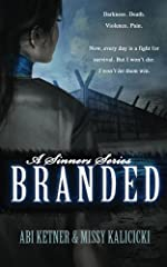 Branded (A Sinners Series)