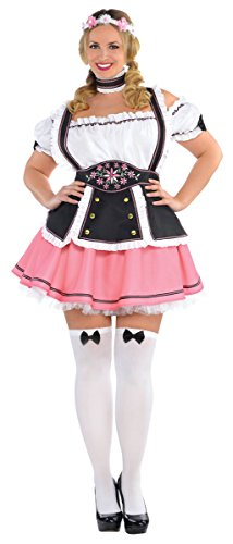 Womens Oktobermiss Beer Maid Costume Size X Large (14-16)