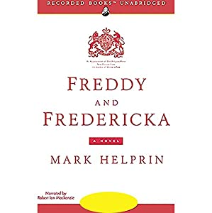 Freddy and Fredericka Audiobook