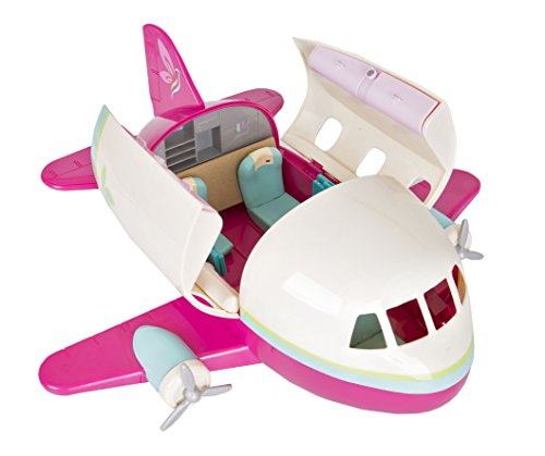 2016 Hot Toy List: Rated Kid-Tested and Parent-Approved (Parents Magazine / Amazon) Li'l Woodzeez Honeysuckle Airway Vehicles Airplane 35-Piece Play Set