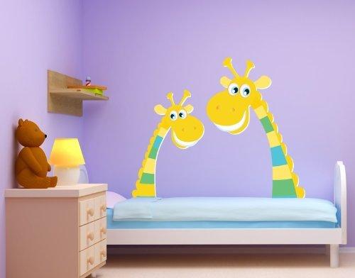 Giraffe Stencil For Nursery