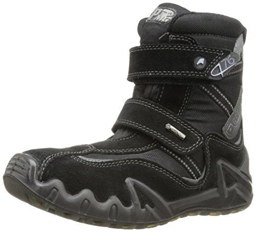 Primigi Moreno-E Winter Boot (Toddler/Little Kid/Big Kid),Black,27 Eu(9.5 M Us Toddler) front-17439