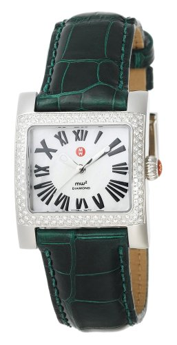 Michele Women'S Mw2 Mini Diamond Watch #Mww07B000018